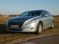 Moderne Eleganz: Der Mittelklasse-Kombi 508 SW von Peugeot