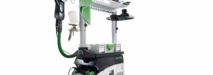 Komplettsystem von Festool für Spot-Repair-Arbeiten