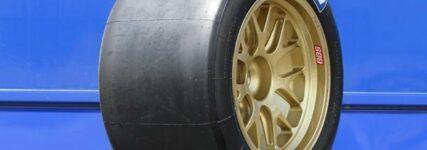 Le Mans: Michelin präsentierte neuen Hybrid-Rennreifen