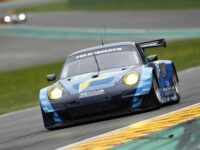 Le Mans: Porsche 911 GT3 RSR mit Modifikationen