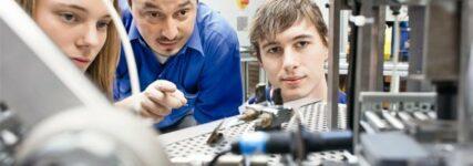 Volkswagen startet Berufsinformationstage für Schüler