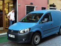 'Park Assist': Caddy von Volkswagen parkt automatisch ein