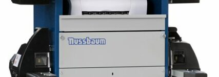 Nussbaum: Fahrwerk mit CCD-Messtechnik kabellos vermessen