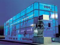 Verkehrsminister und Firmen planen 50 Wasserstofftankstellen
