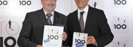 Hazet unter den 'Top 100' der besten Mittelständler