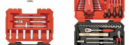 Solidline: Neue Werkzeugsets von Carolus