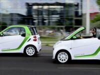 Krafthand-Online im Gespräch: Das Elektroauto 'smart fortwo electric drive'