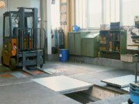 Stolperschutz von Altec für Werkstätten