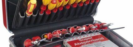 Werkzeugsatz von Hazet für Hybrid- und Elektrofahrzeuge