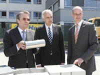 Hella legt Grundstein für neues Elektronik-Entwicklungszentrum