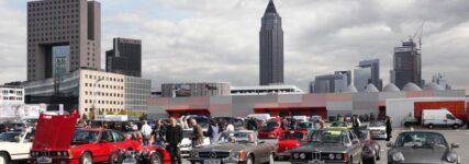 2012 wieder Automechanika-Sternfahrt
