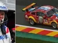 24-h-Rennen von Spa: Team VDS Racing Adventures im Ford Mustang FR500 GT3