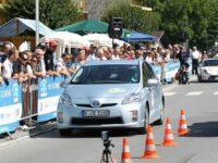 Silvretta e-Auto-Rallye: Prius Plug-in Hybrid am effizientesten