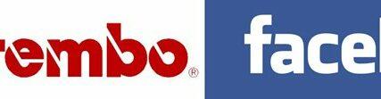Mehr als 100.000 Fans für Brembo auf Facebook
