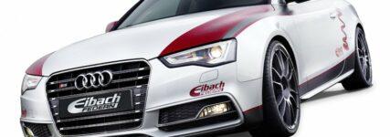 Eibach auf Facebook: Mit dem Audi S5 nach Hockenheim