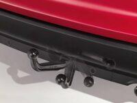 Ford Focus: Schwenkbare Anhängevorrichtung mit elektrischer Auslösung