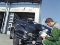 Unfallwagen: Niedrigere Typ-Klasse verhindert Kürzung der Erstattung