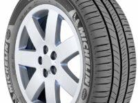 Kraftstoffsparender Hightech-Pneu von Michelin