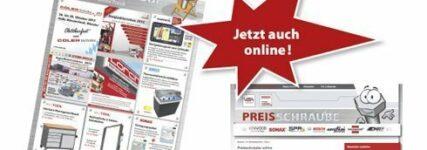 Magazin 'Preisschraube' nun auch online verfügbar