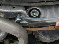 Spureinstellschlüssel von Sauer beschleunigt Reparatur von Mercedes-E-Klasse