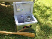 Waeco Coolfun MB40: Robuste Kühlbox mit Funfaktor