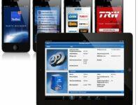 Apps von PPC Interactive für die Teileidentifikation