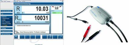 Tool von AVL Ditest und VW für Prüfungen am Hochvoltsystem