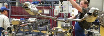 Abgastechnikspezialist Boysen: Elektromotor gehört die Zukunft