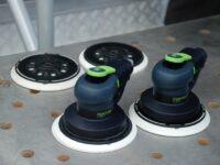 Druckluftschleifer von Festool mit ölfreiem Motor