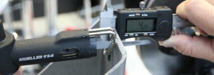 Müller stellt Getriebe-Druckluftsäge vor