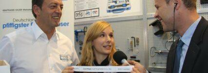 'Deutschlands pfiffigster Problemlöser': Hebelwerkzeug verhindert Kraftstofflecks