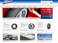 Reifen Gundlach: Neue Webpräsenz online