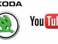 Skoda mit eigenem YouTube-Kanal