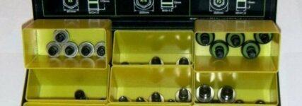Ölablass-Schraube von BG Deutschland mehrfach verwendbar