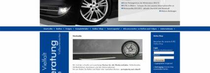 Reifenhandel: R.Tec hat Online-Shop optimiert