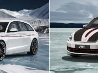 Kompletträder von ABT für fast alle Modelle des Volkswagen-Konzerns