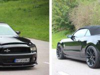 Auto Magnus nimmt limitierten Mustang ins Portfolio