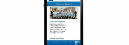 Neue Unternehmens-App von Exide Technologies