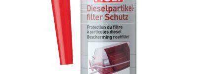 Kraftstoffadditiv von Liqui Moly für Rußfilter