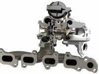 VTG-Abgasturbolader von Mahle für VW-Motoren