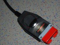 Steckerbeleuchtung von Okumotive für OBD-Schnittstelle