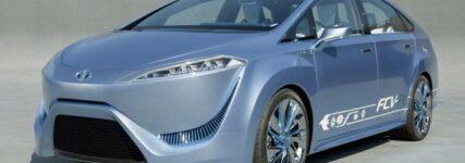 Toyota forciert Markteinführung von Brennstoffzellen-Fahrzeugen