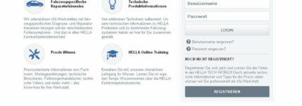 Werkstattrelevantes auf Hella Tech World