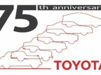Toyota wird 75