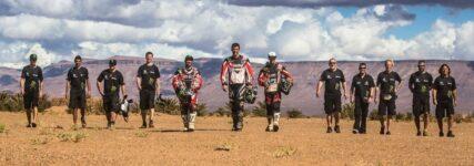 An Tagen wie diesen: BMW-Motorrad/Husqvarna mit erstem Rallye-Sieg