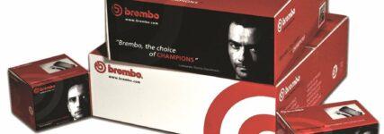 Brembo mit neuen Produktverpackungen