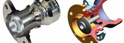 Face-Spline-Nabenverbindung von GKN über Teilehandel erhältlich