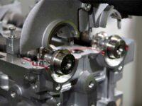 Neuer Fox-Motor von Ford mit Klebstoffen von Henkel Loctite