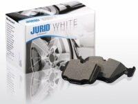 Honeywell: Staubärmer bremsen mit 'Jurid White'-Belägen