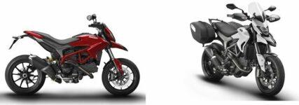Modellneuheiten von Ducati für 2013